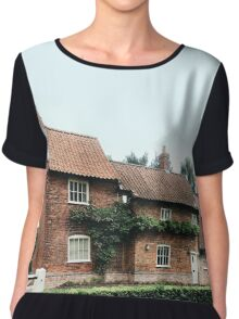 typical house Chiffon Top