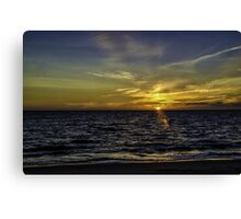Painted By God Canvas Print