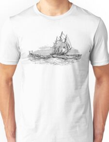 Victorian Era Ship - 6 Unisex T-Shirt