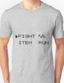 Battle Text Unisex T-Shirt
