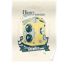 Mighty Camera Poster