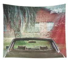 The Suburbs Wall Tapestry