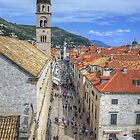 Welcome to Dubrovnik (click large) by John44