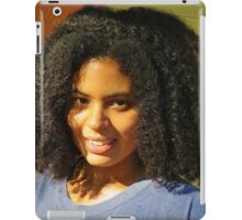 Vicky Too iPad Case/Skin