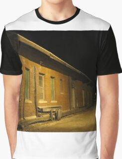 Abandoned Places Graphic T-Shirt