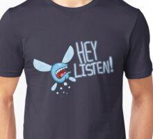 HEY LISTEN! Unisex T-Shirt