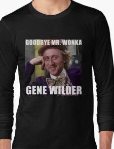gene wilder Long Sleeve T-Shirt