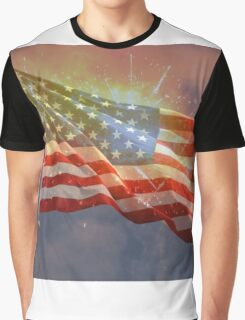 4th of July Graphic T-Shirt