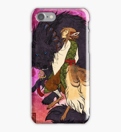 Master and Servant iPhone Case/Skin