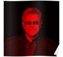 Elton John - Celebrity (Square) Poster