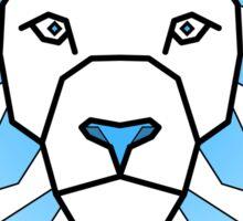 Geo-Lion (2) Sticker