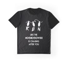 RUN Graphic T-Shirt