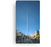 Spire of Dublin Canvas Print
