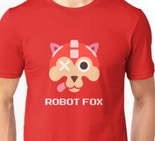 Robot Fox Unisex T-Shirt