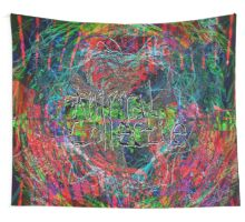 Abstract Animal Collective  Wall Tapestry