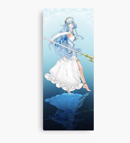 Azura - Fire Emblem Fates Canvas Print