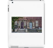 Dublin doors iPad Case/Skin