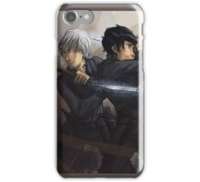 Parabatai Heronstairs iPhone Case/Skin