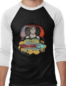 Jan Michael Vincent Men's Baseball ¾ T-Shirt