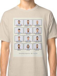 Argentina Basketball Classic T-Shirt