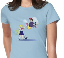Magical Girls Womens Fitted T-Shirt