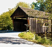 Covered Bridge by mcstory