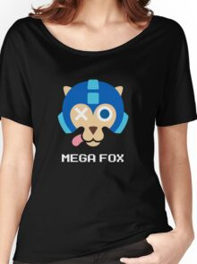 Mega Fox Women's Relaxed Fit T-Shirt