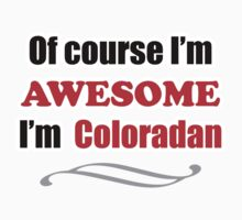 Colorado Is Awesome One Piece - Long Sleeve