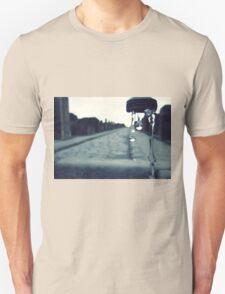 ruins of pompeii goccia  Unisex T-Shirt