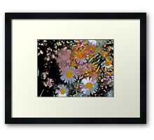 Abstract 116 Framed Print
