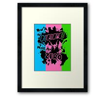 Do the Right Thing Framed Print