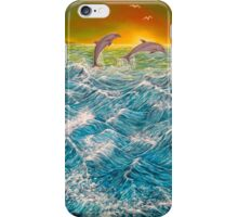 Sea In Action iPhone Case/Skin