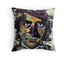 Willy Wonka - Gene Wilder Throw Pillow