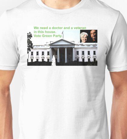 STEIN-BARAKA In this house Unisex T-Shirt