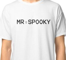 Mr. Spooky 2, Front Classic T-Shirt