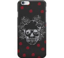 Skulls & Roses iPhone Case/Skin