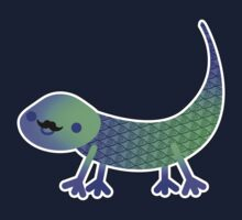 Gecko One Piece - Short Sleeve