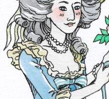 Team Marie Antoinette Sticker