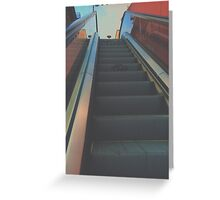 Stairs to Italy Greeting Card