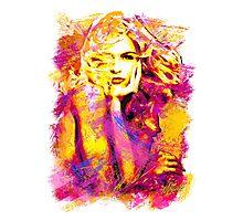 Pamela Anderson Photographic Print