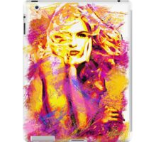 Pamela Anderson iPad Case/Skin