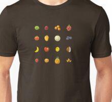 Pixel Fruits Set 2 Unisex T-Shirt