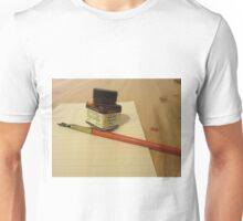 Pen And Ink Unisex T-Shirt