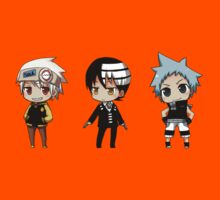 Soul Eater set by banafria
