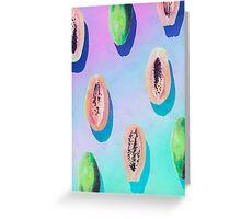 fruit 11 Greeting Card