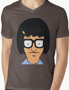 Tina Belcher Mens V-Neck T-Shirt
