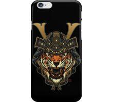 Samurai Tiger iPhone Case/Skin