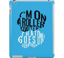 TFIOS - Roller Coaster iPad Case/Skin