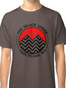 The Black Lodge Club - Twin Peaks Classic T-Shirt