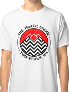 The Black Lodge Club - Twin Peaks Classic T-Shirt